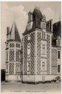 Frankreich 72 (Sarthe): Maigné, Château De Resteau - Castelli