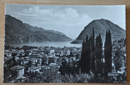 Lugano Am Luganersee Monte San Salvatore Tessin Schweiz Suisse - TI Ticino