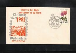Israel 1981 Betlehem Christmas - Israel