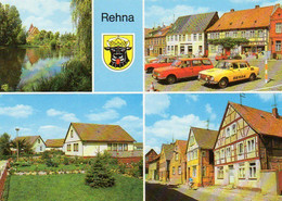 BRD-  MV: 19 217  Rehna, 4 Bilder - Unclassified
