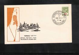 Israel 1982 Yeriho World's Oldest City - Israele
