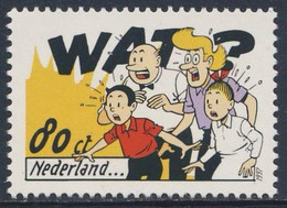Nederland Netherlands Pays Bas 1997 Mi 1611 ** Suske, Wiske, Lambik, Tante Sidonia - Willy Vandersteen - Comic Strip - Cinema