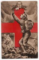CROCE ROSSA - 10 - VIAGGIATA - Croce Rossa