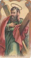 Santino Fustellato S.andrea Apostolo - Devotieprenten
