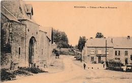 Rossignol - Château Et Route De Breuvanne - Virton