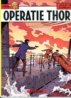 Lefranc - Operatie Thor (1985) - Lefranc