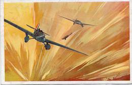 ARMA AERONAUTICA - 1 - .........MUSSOLINI - - VIAGGIATA - 1919-1938