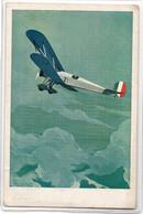 ARMA AERONAUTICA - 2 - .........MUSSOLINI - - VIAGGIATA - 1919-1938