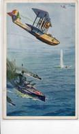 ARMA AERONAUTICA - 4 - .........MUSSOLINI - - VIAGGIATA - 1919-1938