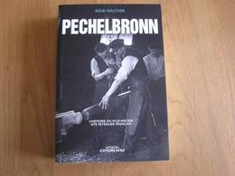 PECHELBRONN Régionalisme Alsace Histoire Site Pétrolier France Raffinerie DEA Guerre 14 18 40 45 Antar Mine Pétrole - Alsace