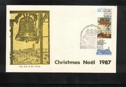 Israel 1987 Betlehem Christmas - Israel