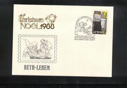 Israel 1988 Betlehem Christmas - Israel