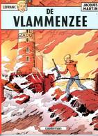 Lefranc - De Vlammenzee (1985) - Lefranc