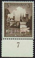 DR 1938, MiNr 665, Postfrisch - Unused Stamps