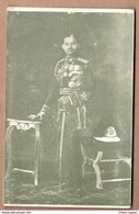 Old SIAM H.M. Pra Pok Klow Full Dress / King Prajadhipok Rama VII BANGKOK Postcard Cpa Thailande Thailand Roi TRES RARE - Tailandia