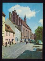 Latvia RIGA JAN'S CHURCH SUR LA RUE SCARIU - Latvia