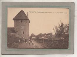 CPA - (87) PEYRAT-le-CHÂTEAU - Aspect De L'entrée Du Bourg Du Côté De La Tour Du XIII° Siècle - France