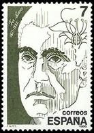 PERSONAJES - AÑO 1986 - Nº EDIFIL 2853 - 1931-Aujourd'hui: II. République - ....Juan Carlos I