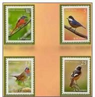 Taiwan 2007 Birds Series Stamps (I) Migratory Bird Resident - Nuovi