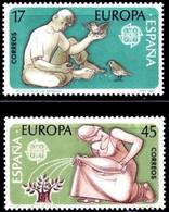 EUROPA - AÑO 1986 - Nº EDIFIL 2847-48 - 1931-Aujourd'hui: II. République - ....Juan Carlos I