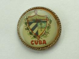Pin's CUBA - Cities