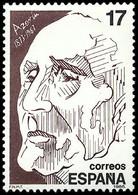 PERSONAJES - AÑO 1986 - Nº EDIFIL 2855 - 1931-Aujourd'hui: II. République - ....Juan Carlos I