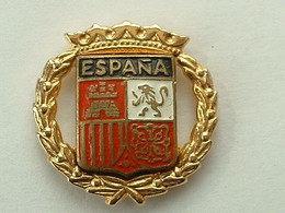 Pin's ESPAGNE - Cities