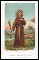 """San Giovanni (Lantrua) Da Triora / Martire In Cina - Canonizzato Nel 2000 - (Modena - 1900) """"Riproduzione"""" - Devotion Images"""