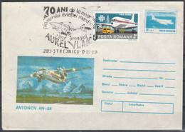 Entiers Postaux ANTONOV AN-24 - Stamps