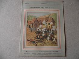 Protège Cahier, Fin XIX, Reconnaissance De SCHIRLENHOFF,  Récits Patriotiques, Guerre 70/71, - Protège-cahiers