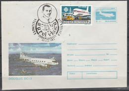 Entiers Postaux DOUGLAS DC 3 - Stamps