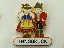 Pin's INNSBRUCK - AUTRICHE - TIROL - Cities