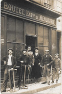 79 . NIORT  --  Entrepreneur De Menuiserie BOUTET  -- 79 Rue SAINT-JEAN - Niort