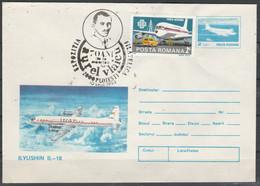 Entiers Postaux ILYUSHIN IL-18 - Stamps