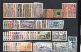 Saint Pierre Et Miquelon : Lot, Collection, Vrac De 172 Timbres Différents Neufs * (Présence De Neufs **) - Cote 412€ - Collections