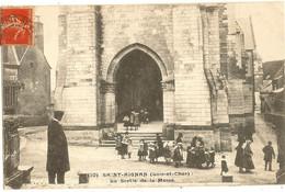 41 -  SAINT AIGNAN - Sortie De La Messe   13 - Saint Aignan