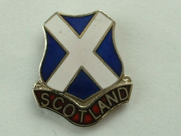 Pin's ECOSSE - SCOTLAND - Cities
