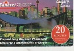 CANATEL 1998        CALGARY 500EX - Canada