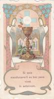 Santino Fustellato Eucarestia - Devotion Images