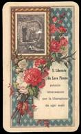 """San Liberato Da Loro Piceno - (Modena - Tipografia Dell'Immacolata Concezione - Primo Novecento) - """"Riproduzione"""" - Devotion Images"""