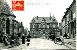 N°4692 R -cpa Hermes -la Mairie - - Autres Communes