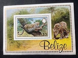 BELIZE - Jaguar - Bloc Neuf - Belize (1973-...)