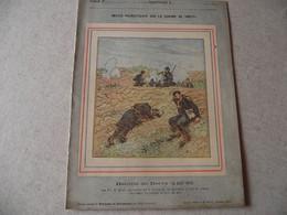 Protège Cahier, Fin XIX,  Bataille De BORNY ,   Récits Patriotiques, Guerre 70/71, - Protège-cahiers