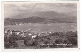 Prix Fixe - Ajaccio - 1939 - Le Fond Du Golfe # 2-11/9 - Ajaccio