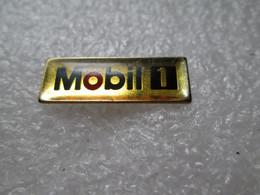 PIN'S   MOBIL  1 - Carburants