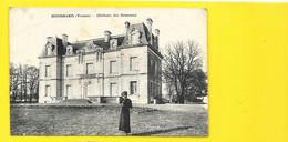 BOURNAND Rare Château Des Ormeaux (Desaix) Vienne (86) - France