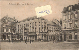 Tienen, Thienen, Tirlemont, Place De La Station, ABSOLUTE TOPKAART!!!! - Tienen