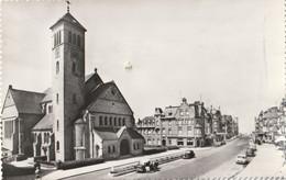De Panne O L Vrouwkerk En Zeelaan - De Panne