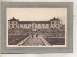 CPA - (87) PEYRAT-le-CHÂTEAU - Aspect De La Mairie Et Des Ecoles Dans Les Années 30 - France
