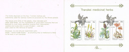 37777. Tarjeta UMTATA ( Transkei) 1977. Medicinal Herbs. Hierbas Medicinales - Transkei